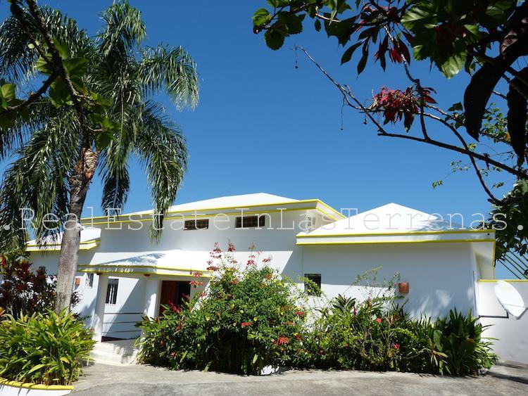 Oceanview villa Playa Coson