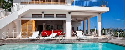 Large oceanview villa