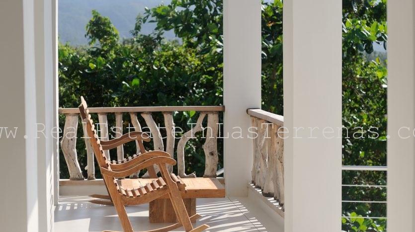 Contemporary Villa with Oceanview