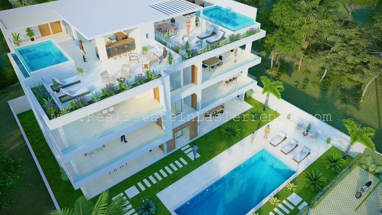 Lorena – 6 Unit Luxury Aparthotel Across The Street From Bonita Beach Pre Construction
