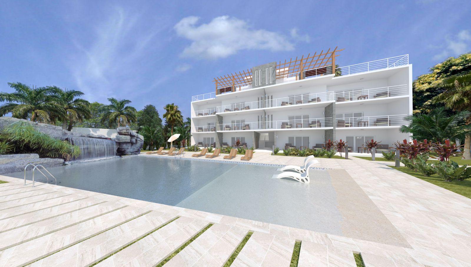 Beautiful New Project steps from Playa Popy