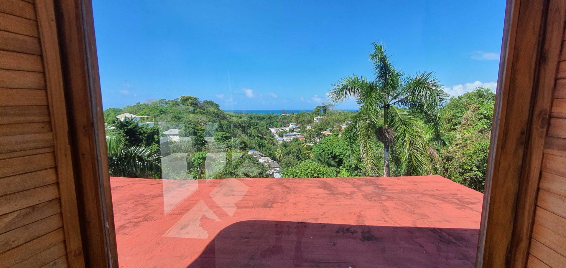 Oceanview villa Las Terrenas