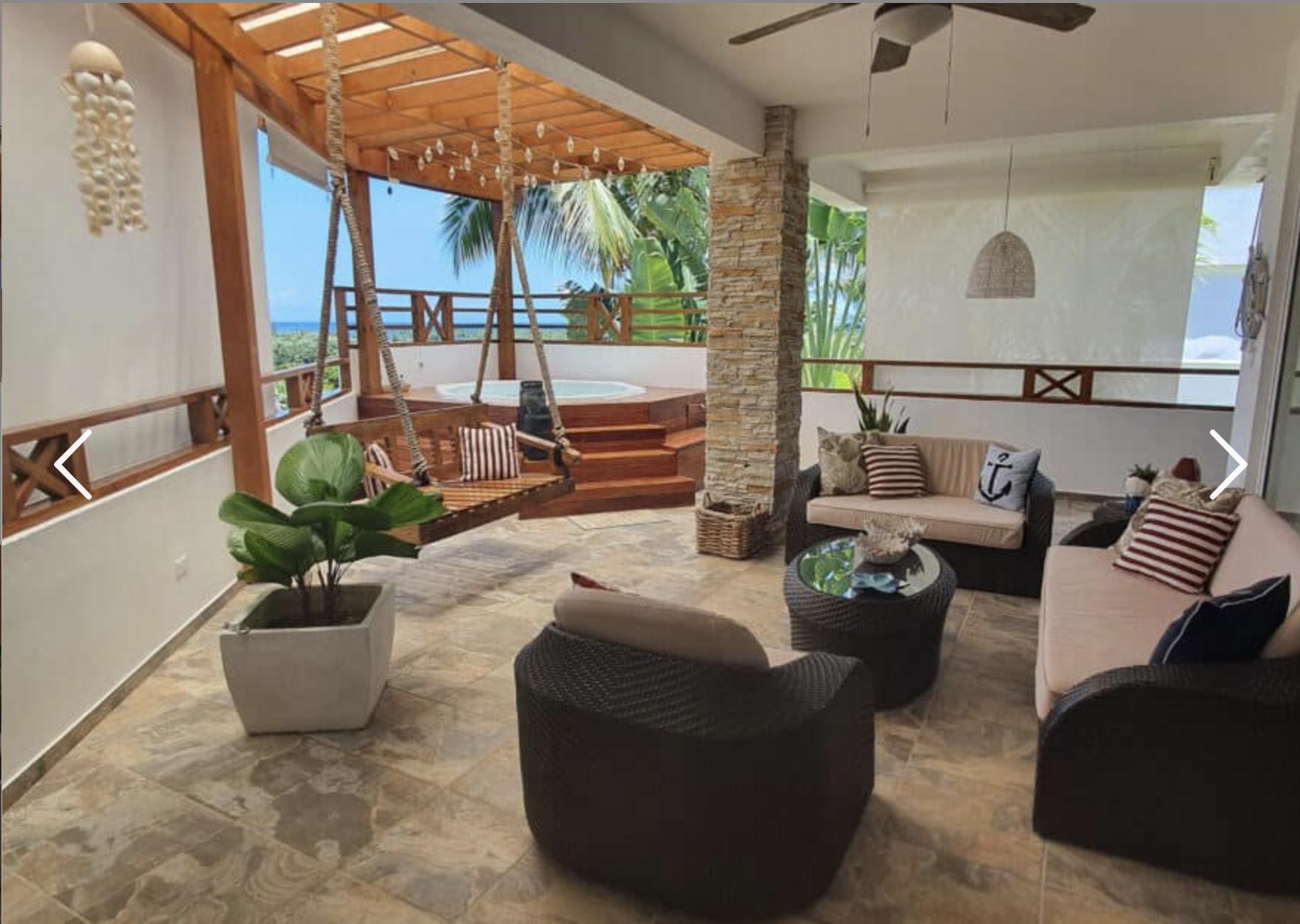 Apartment oceanview Colina