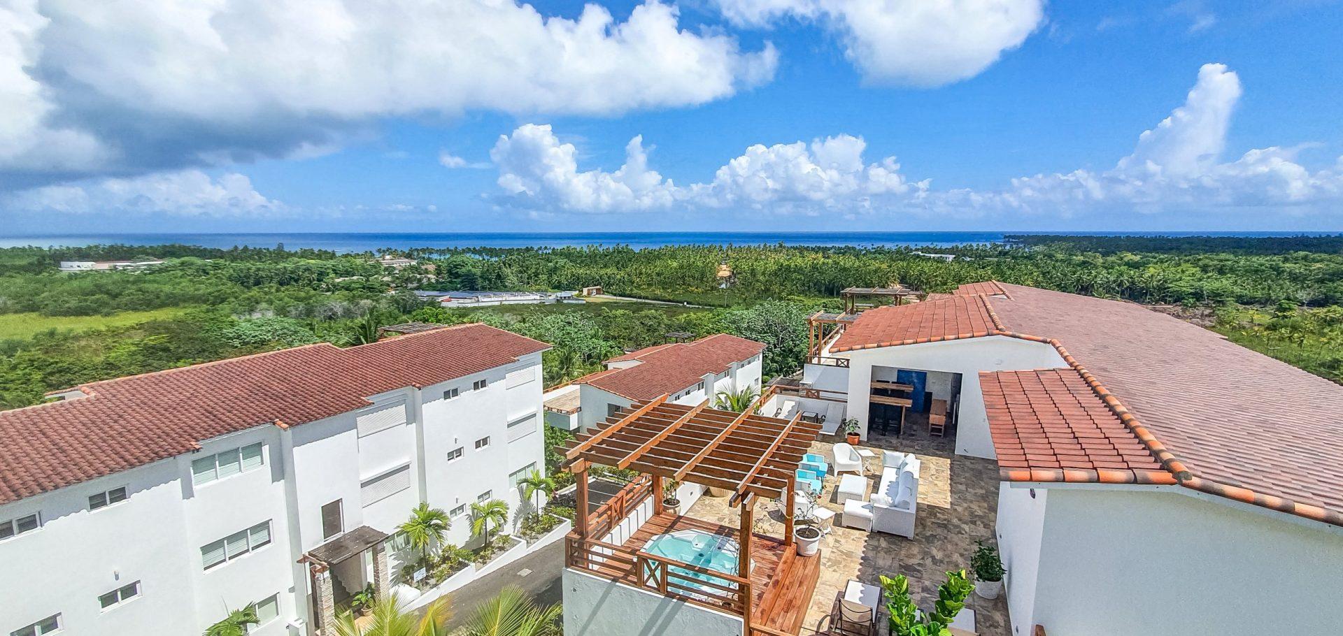 5 bedroom penthouse – Colina Del Mar